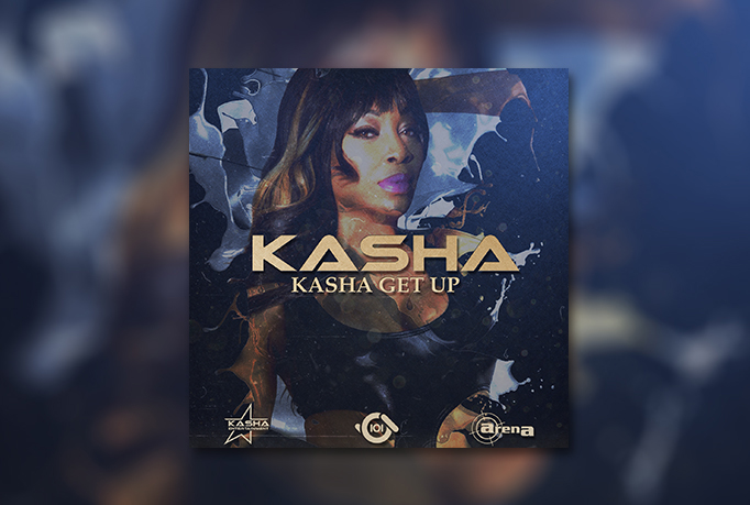 Kasha the Award Winning' and International Award Winning Artist. Continues with her Musical Journey